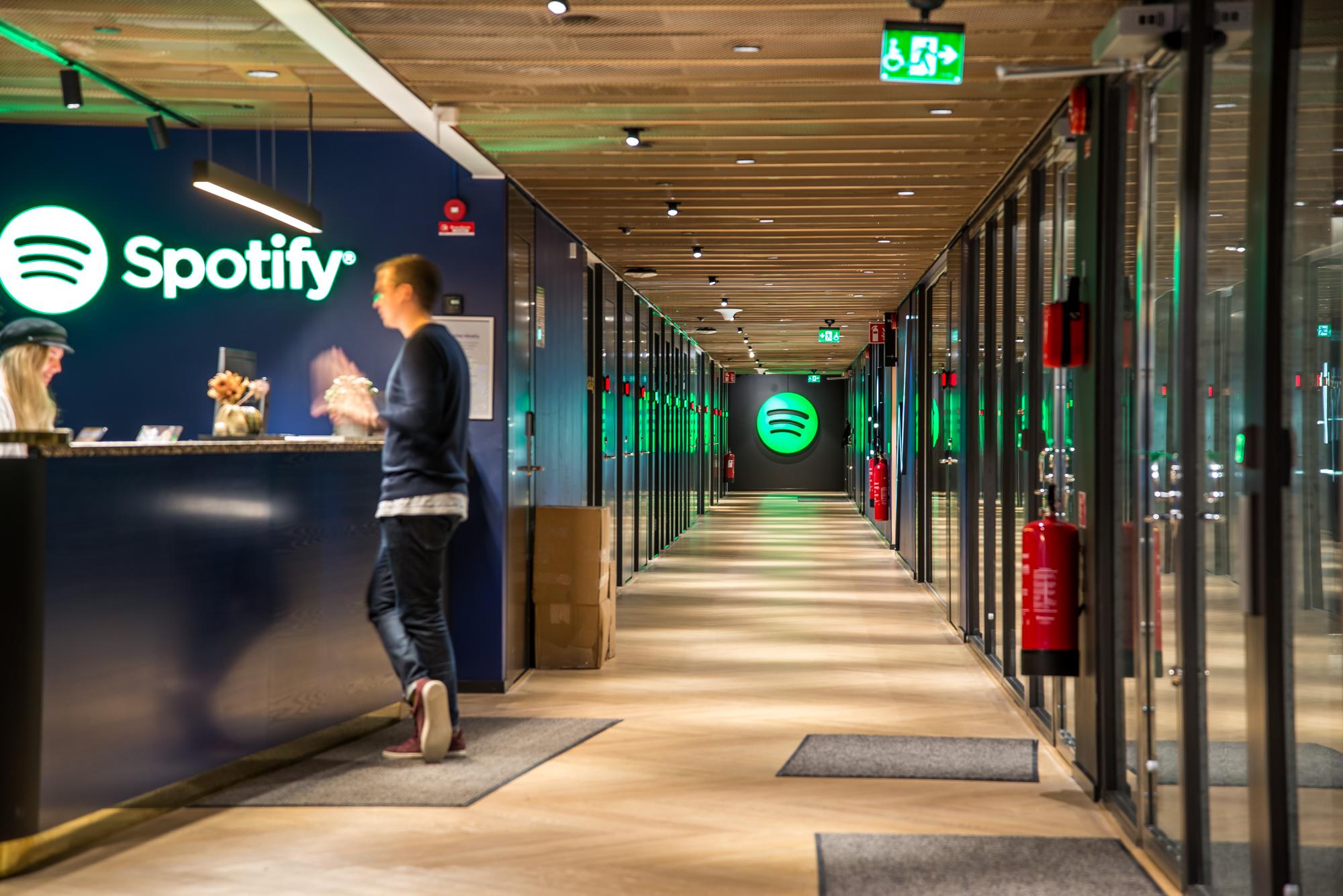 Spotify — Stockholm Office Tour
