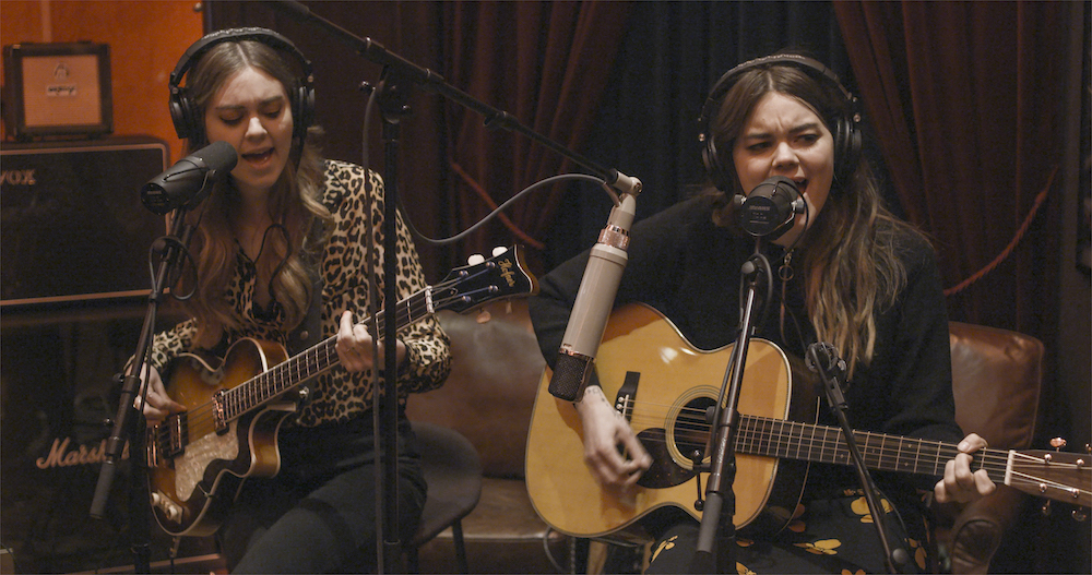 The 'Otherworldly Magic' Behind First Aid Kit's New Spotify