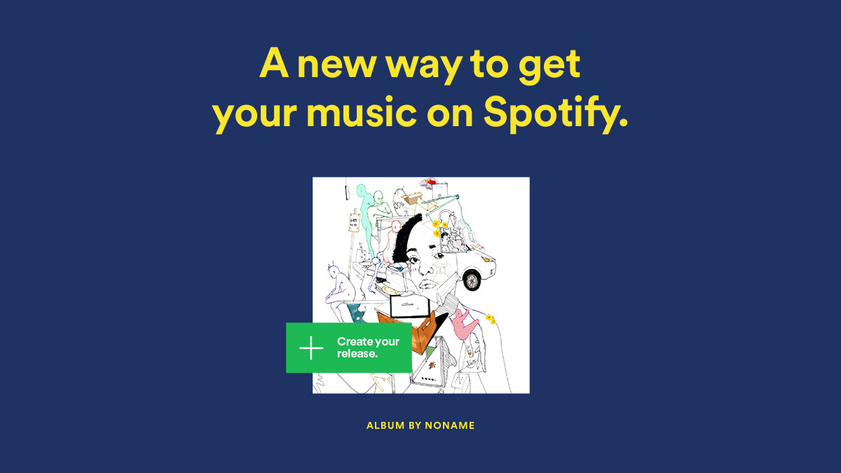 Now in Beta: Upload Your Music in Spotify for Artists — Spotify