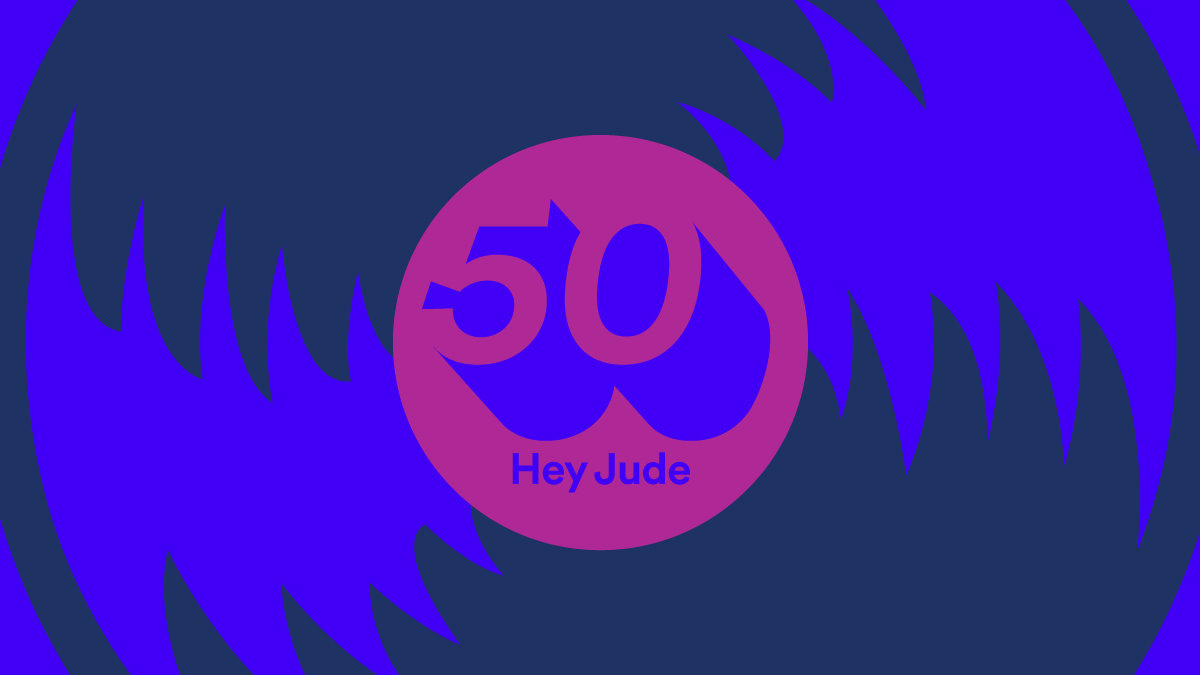 Remember 50 Iconic Years Of Hey Jude With Spotifys Top 10 List Cover Songs