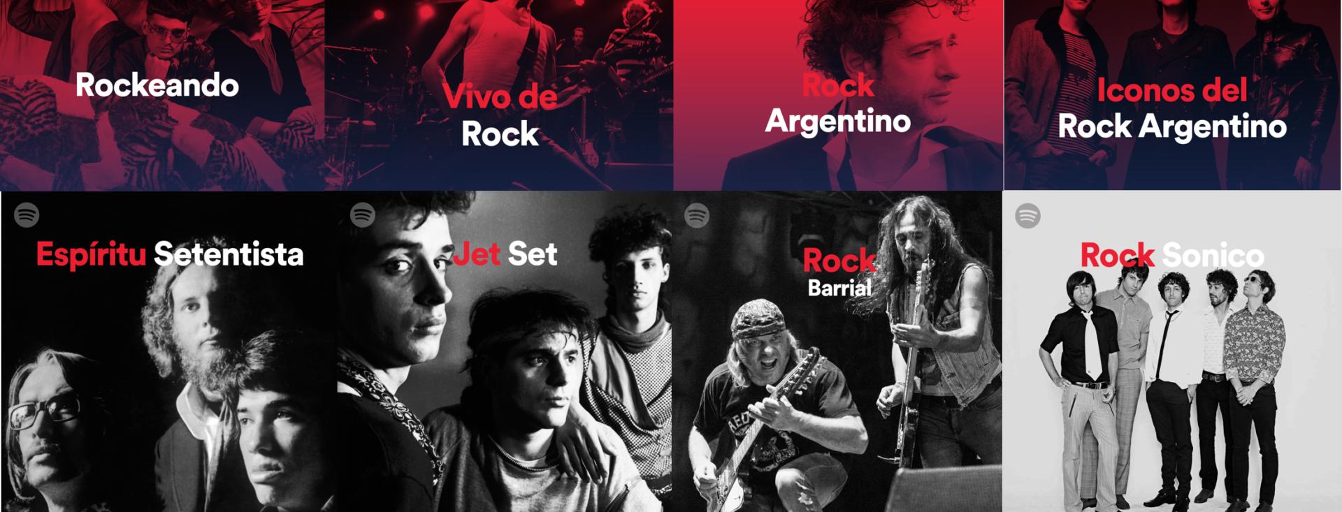 10 Pistas Para Descubrir Si Te Falta Rock Spotify