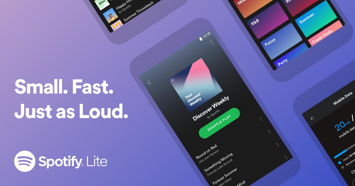 Introducing Spotify Lite — Spotify
