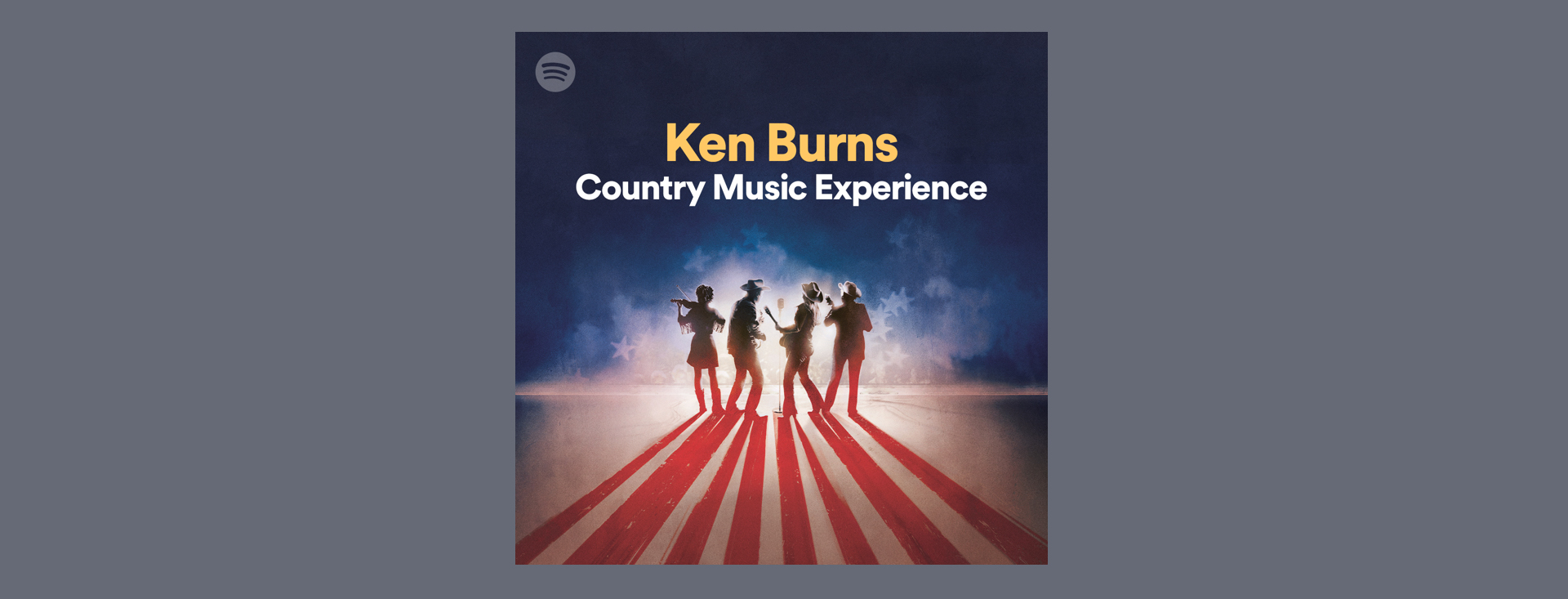 Ken Burns 'COUNTRY MUSIC' Enhanced Playlist Experience Comes