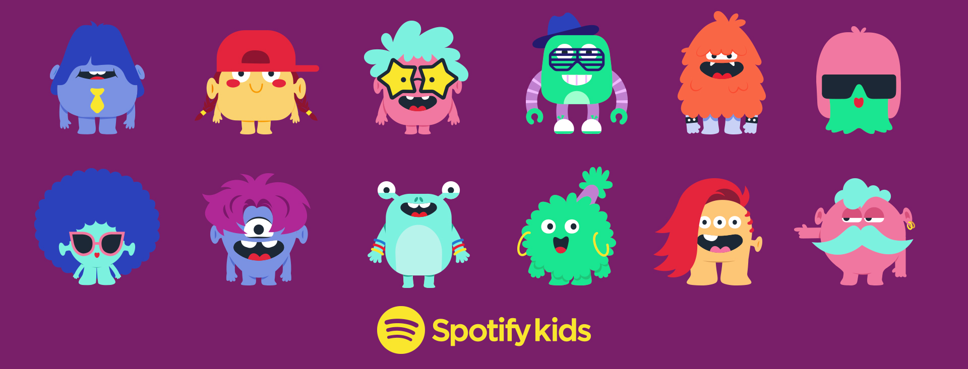 Introducing Spotify Kids, A New Standalone App for the ...