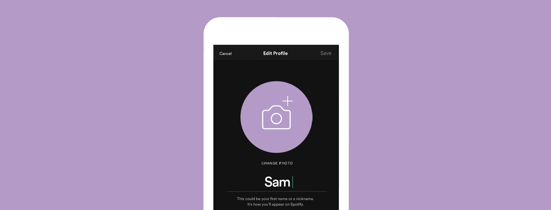 How to Customize and Share Your Spotify Profile — Spotify