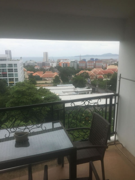 One bedroom condo in Pratumnak