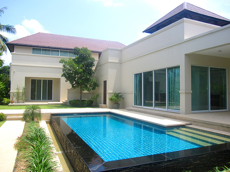 Four bedroom  house for Sale and Rent in Mabprachan - Pong