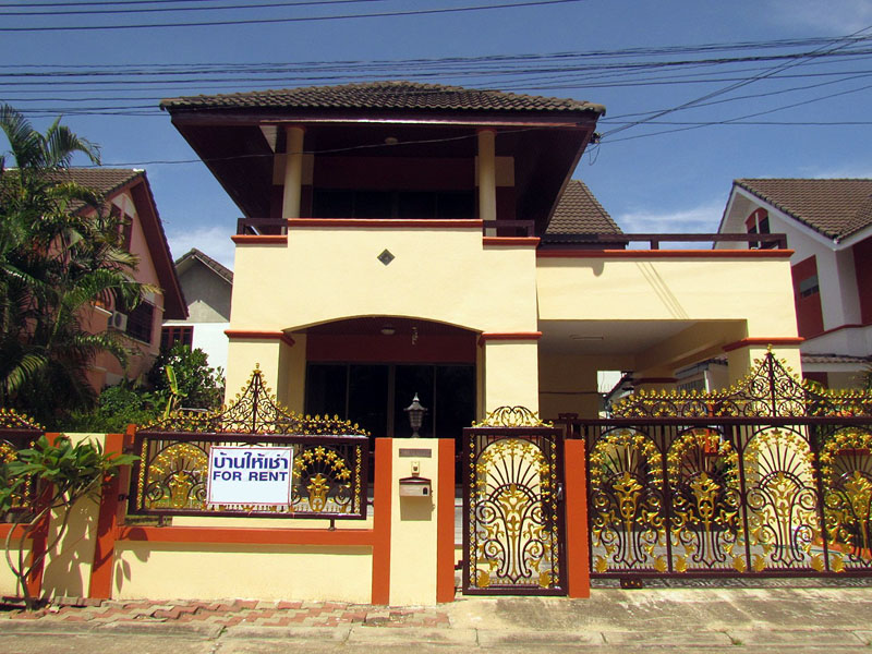 Four bedroom  house for Rent in Central Pattaya