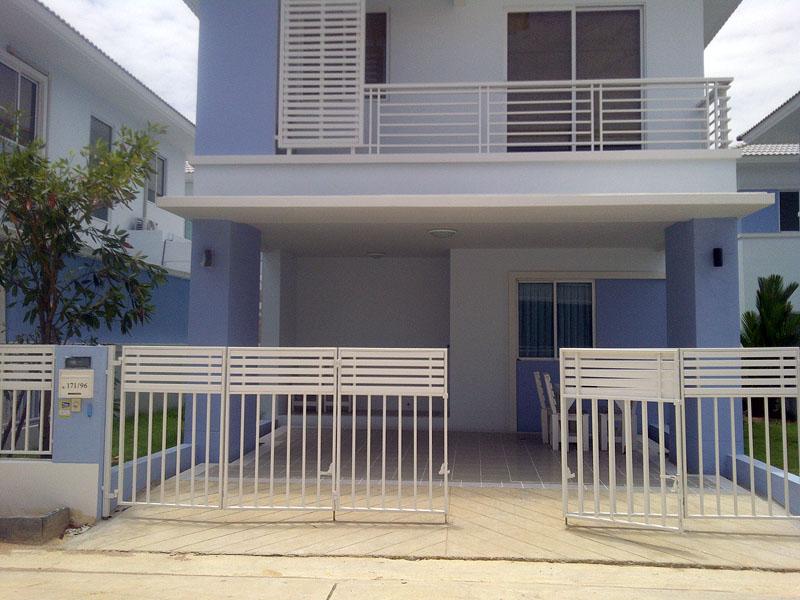Three bedroom  house for Rent in East Jomtien - Huay Yai