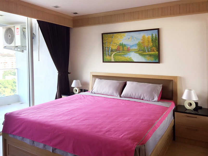Studio apartment  condo for Sale and Rent in Pratumnak