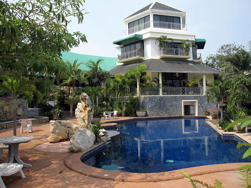 Three bedroom  house for Rent in Na Jomtien