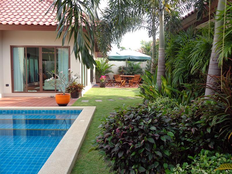 Two bedroom  house for Sale in East Jomtien - Huay Yai