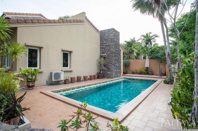 6% Rental Guarantee (3 Years) Luxury House - East Jomtien