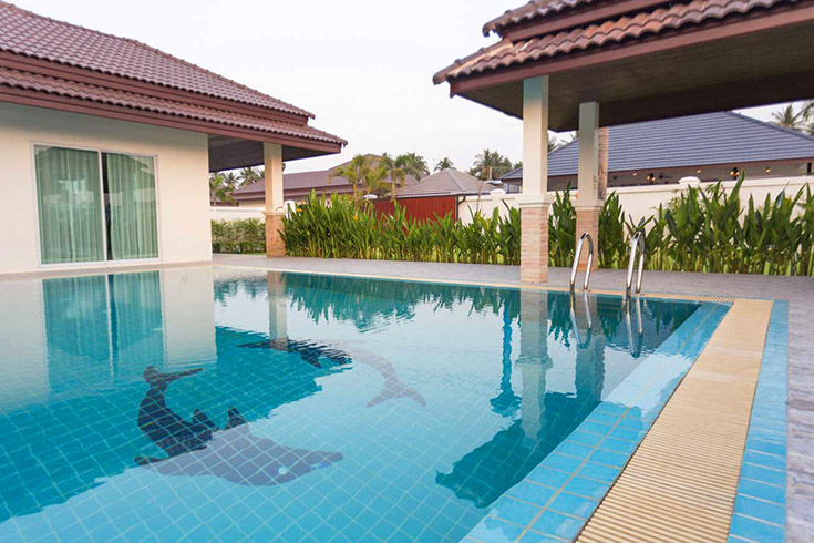 Three bedroom  house for Rent in Bang Saray