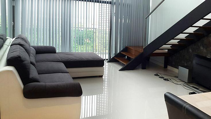 Duplex condo in Pratumnak, Pattaya
