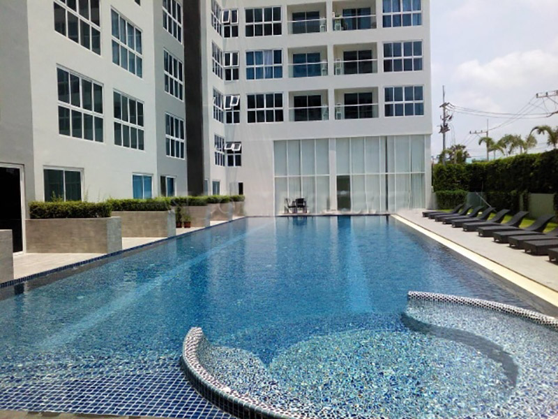 Studio apartment  condo for Sale and Rent in South Pattaya