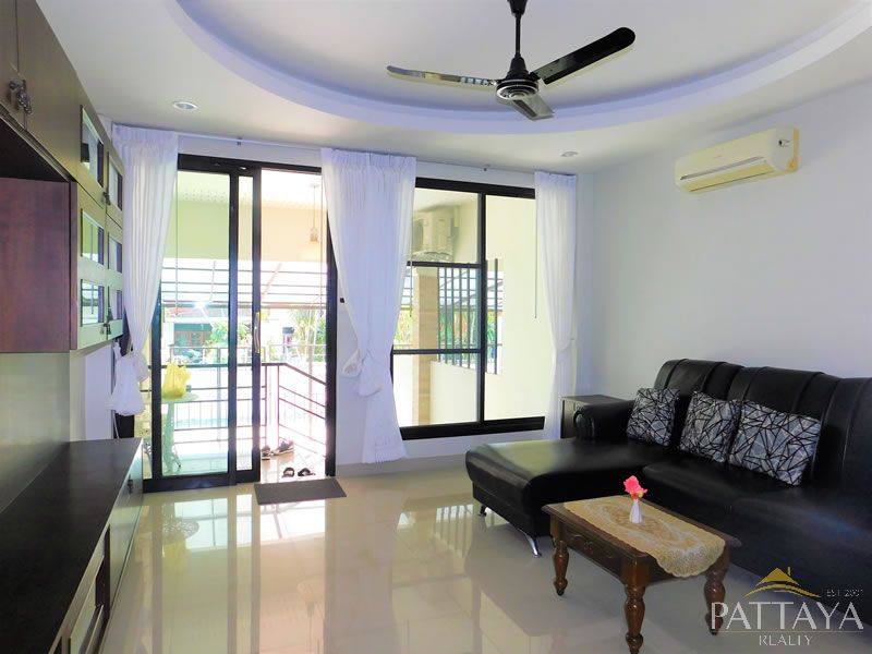 Two bedroom  townhouse for Rent in Central Pattaya