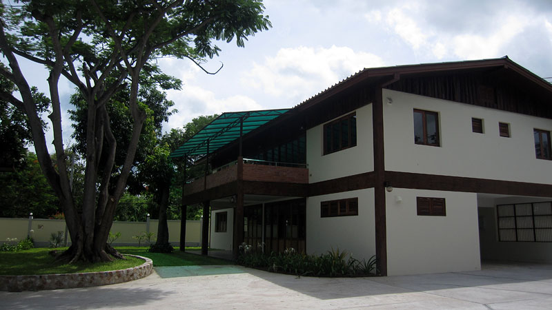 Five bedroom  house for Rent in Wong Amat