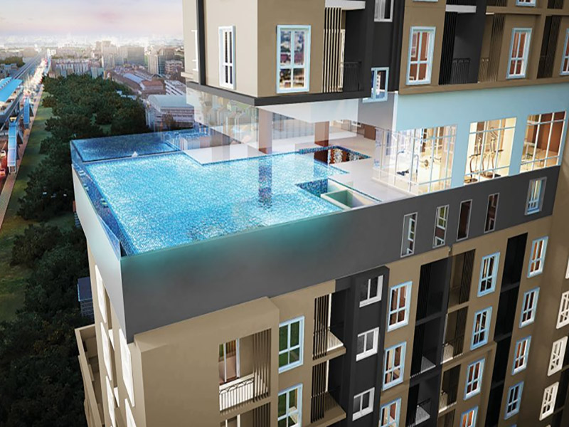 One bedroom  condo for Sale in Bangkok