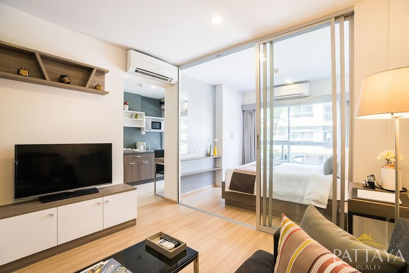 One bedroom  condo for Rent in South Pattaya