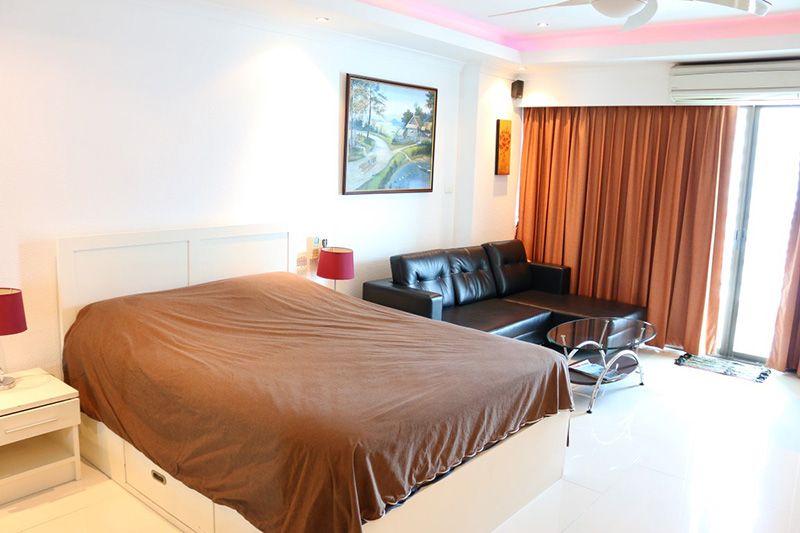 Studio apartment  condo for Rent in Jomtien