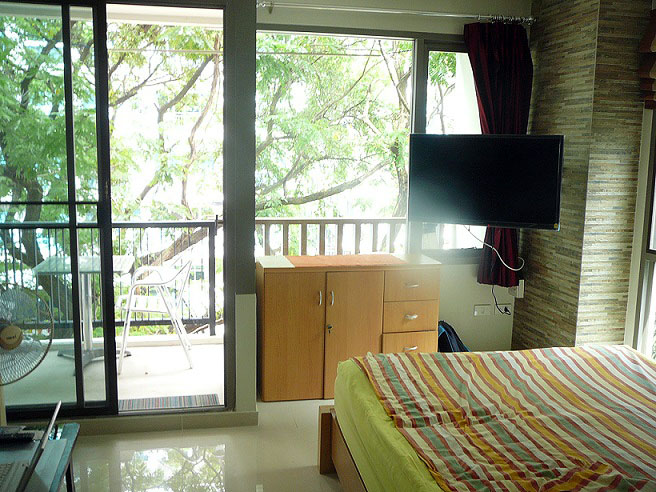Studio apartment  condo for Rent in South Pattaya