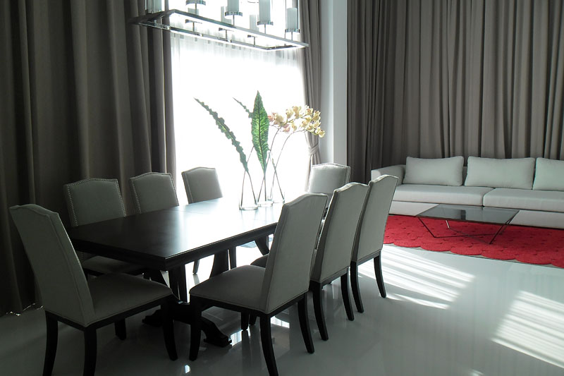 Four bedroom  condo for Rent in Wong Amat