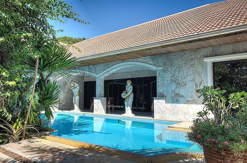 Luxury Pool Villa Jomtien