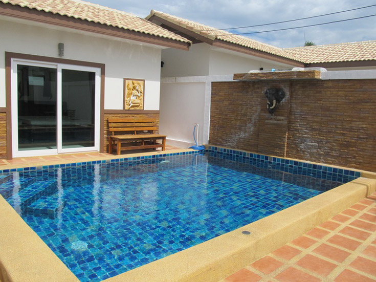 Two bedroom  house for Sale and Rent in East Pattaya