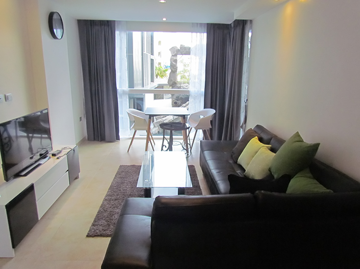 One bedroom  condo for Rent in Central Pattaya