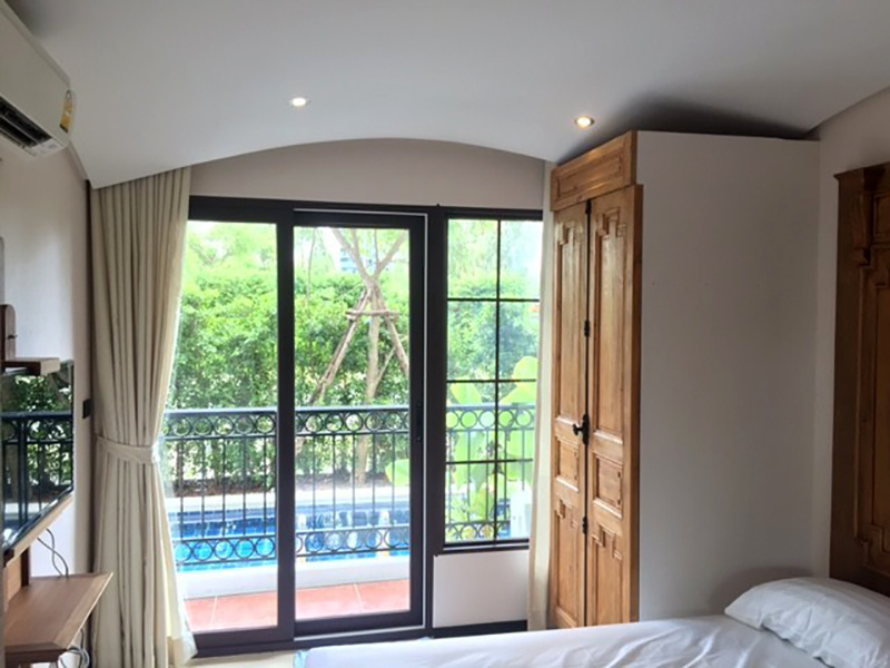 Studio apartment  condo for Rent in Na Jomtien