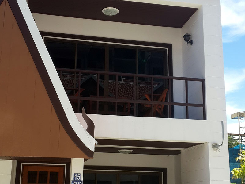 Two bedroom  townhouse for Rent in Pratumnak