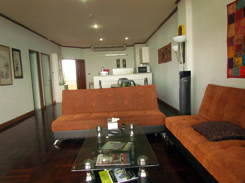 Two bedroom  condo for Rent in Banglamung