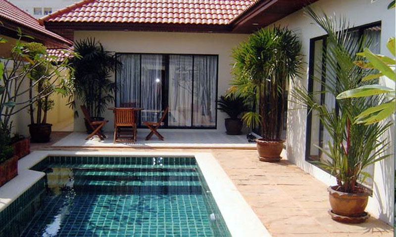 Two bedroom  house for Rent in Jomtien