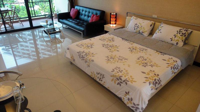 Studio apartment  condo for Rent in Wong Amat