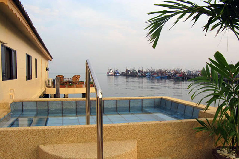 Two bedroom  house for Rent in Bang Saray