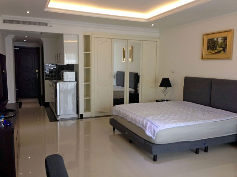 Studio apartment  condo for Sale in Central Pattaya
