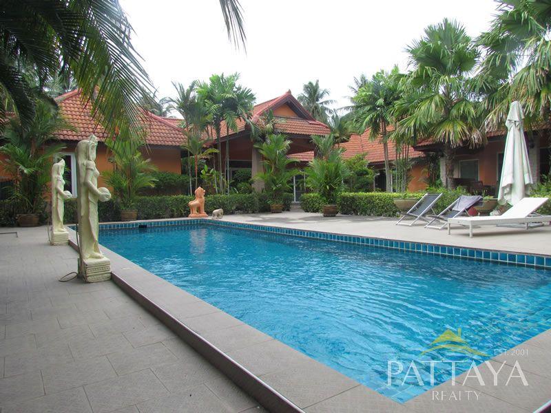 4 Bedroom house in East Jomtien, Huay Yai
