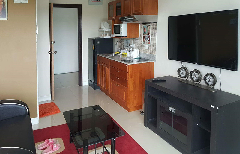 Studio apartment  condo for Sale in Bang Saray