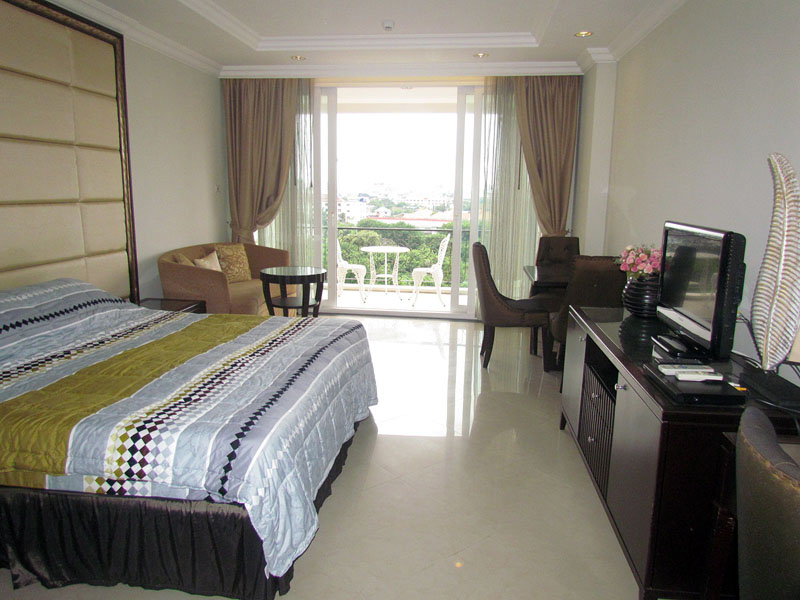 Studio apartment  condo for Sale and Rent in Central Pattaya