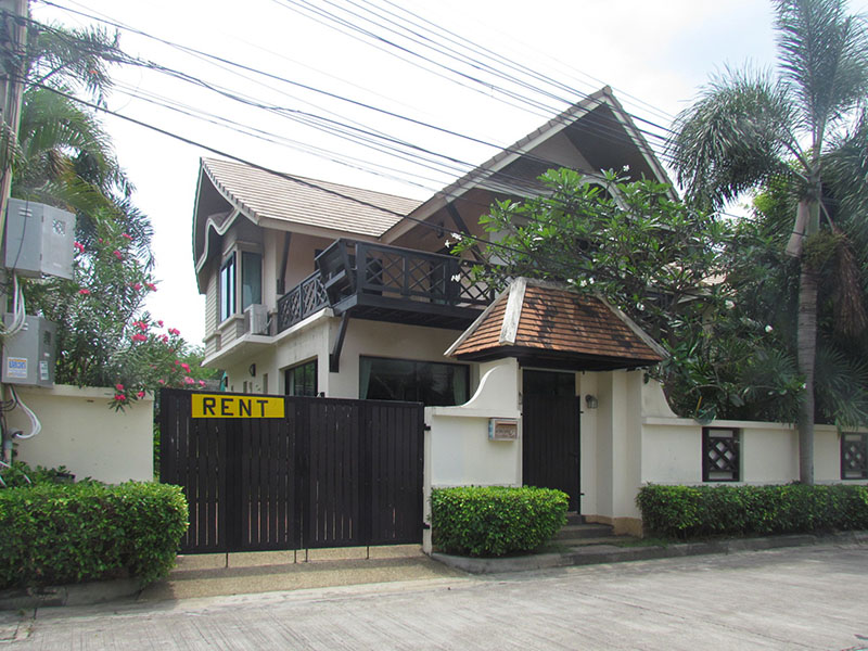 Three bedroom  house for Sale and Rent in North Pattaya
