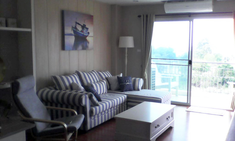 Two bedroom  condo for Rent in Bang Saray