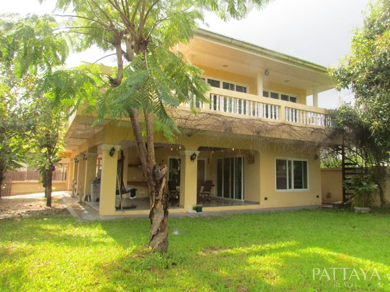 Four bedroom  house for Rent in East Jomtien - Huay Yai