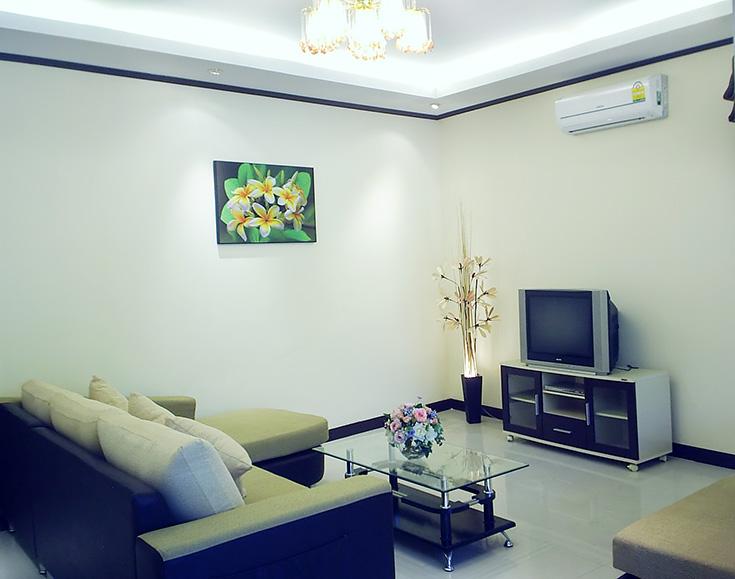 Four bedroom  townhouse for Rent in Pratumnak