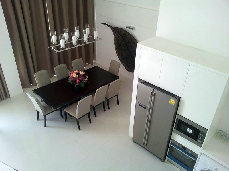 Three bedroom Luxury Penthouse  condo for Rent in Wong Amat