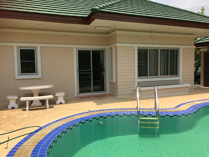 Two bedroom  house for Sale in Mabprachan - Pong