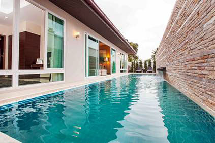 Four bedroom  house for Rent in East Jomtien - Huay Yai