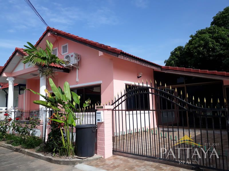 3 bedroom house in East Pattaya