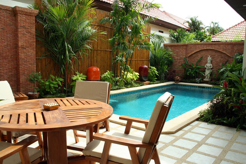 Two bedroom  house for Rent in Jomtien