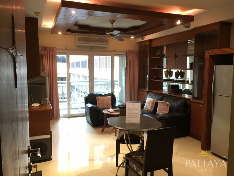 Condo on Pattaya Beach